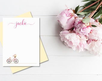 Personalized Notecards | Monogram Notecards | Custom Notecards | Monogrammed Stationary | Monogram Stationery