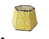 Large Lamp Shade: Hexagon...