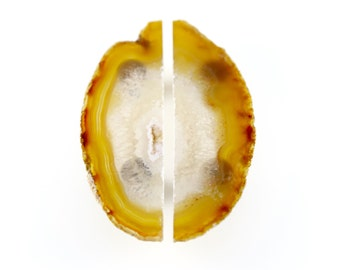 Agate Slice Knobs/ Agate Knob/ Agate Drawer Pull/ Agate Cabinet Knob/ Agate Dresser Knob