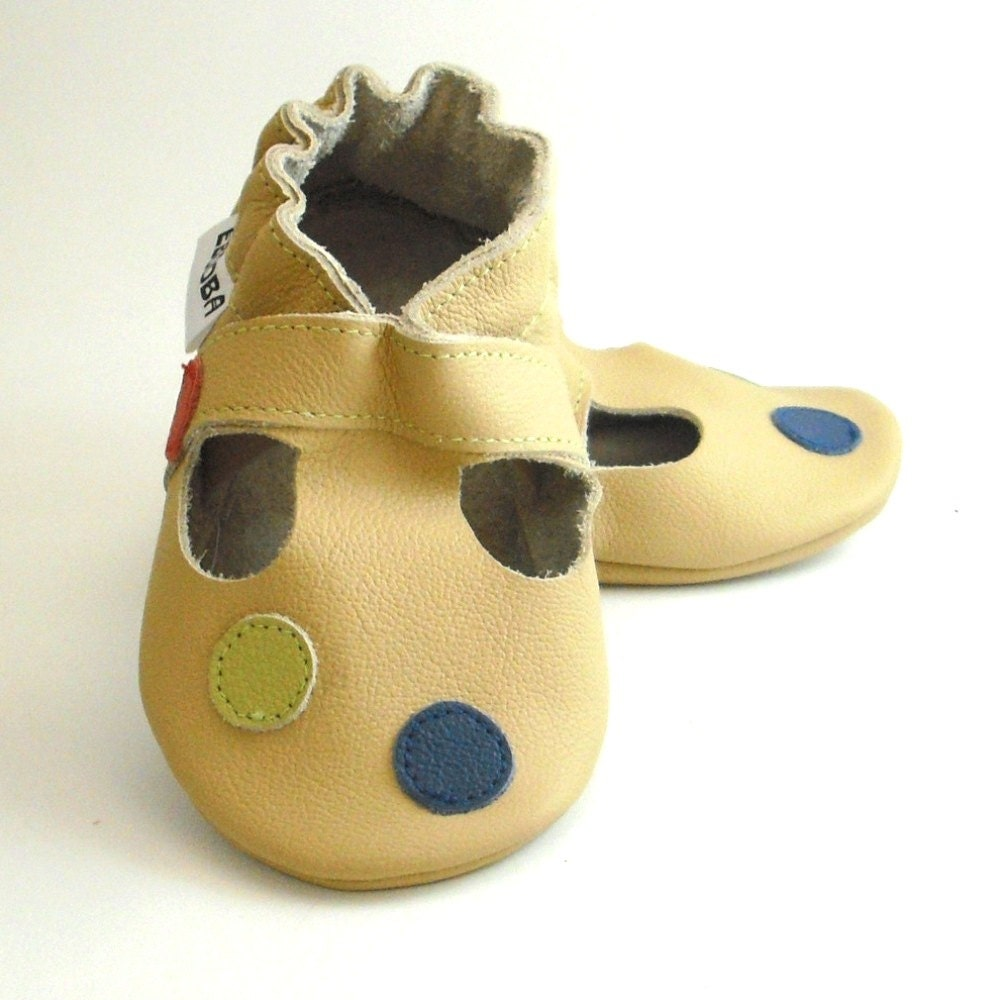 soft sole baby shoes handmade infant t sandals beige olive