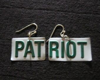 Patriot Earrings