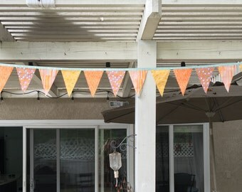 Floral Banner/Bunting