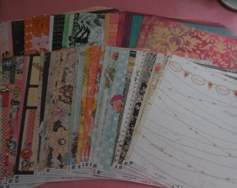 Paper Destash Prima and Kaisercraft  FULL Collections