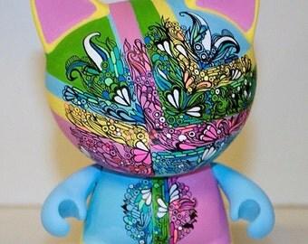 Intricate Design Custom Vinyl Figure