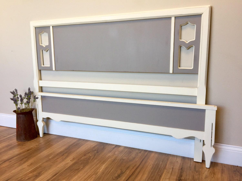 wooden bed frame hollywood regency full size vintage bed. Black Bedroom Furniture Sets. Home Design Ideas