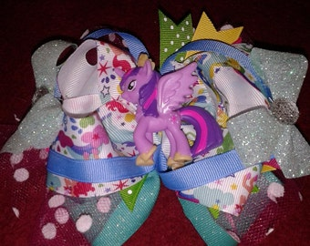 OTT My Little Pony Hair Bow