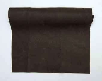 Chocolate Tanned Deerskin Leather, Perfect for Handbags, Garment, Leather Crafts, Deerskin Project Pieces, Craft Piece, Leather Pieces