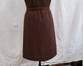 1970's very cute dress with matching coat