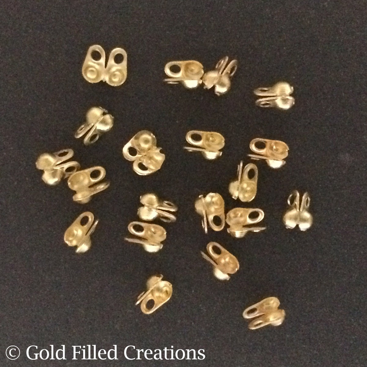Gold filled creations