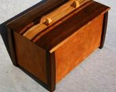 3 Compartment Cherry Box
