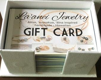 La'anei Jewelry GIFT CARD