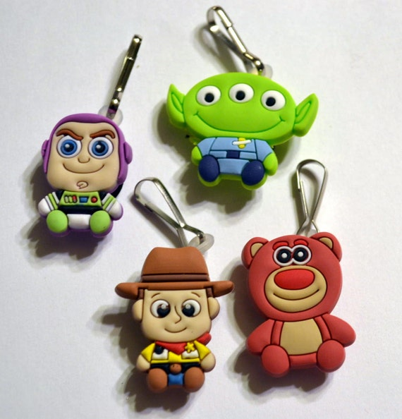 Like Toy Story Inspired Cartoon Characters Buzz Alien Woody Lotso ...