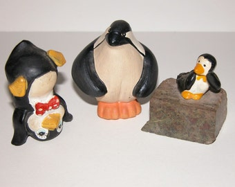 Penguins that have attitude and just make you smile ......