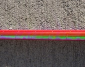 Levitation Wand - Flow/Levi Stick - Short String - Heatwave (color changing)