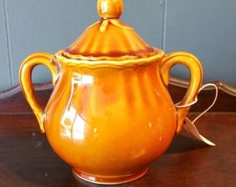 Antique French Louis XV Honey pot.