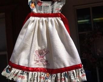 Kallogg kitchen dress towel