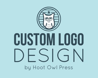 Custom Logo Graphic Design Work