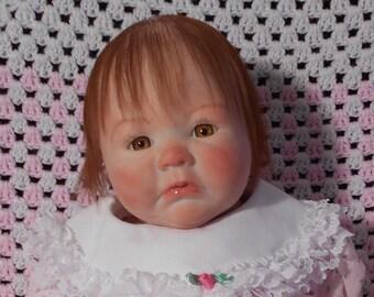 Reborn Baby Girl , Aubrey Sculpt, 20 Inches, Newborn, Fake Baby, Lifelike, Realistic by Babies4U Nursery