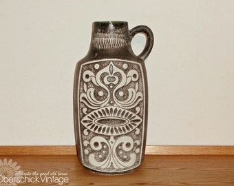 Super Bay vase 97 40 cm 60/70s J.