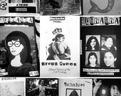 ALL MUCHACHA FANZINES grab bag!