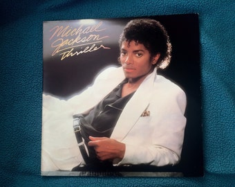 MICHAEL JACKSON Janet Jermaine Lot Of 4 Record Thriller Music And Me Control LPs