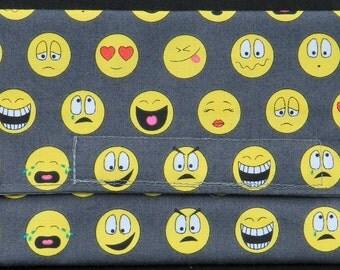 Reusable Snack Bag - Emojies