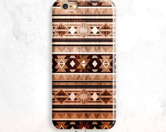 iPhone 6S Case, Tribal iPhone 5S Case, iPhone SE Case, Geometric iPhone 6 Plus, iPhone 7 Case, Wood iPhone 6 Case, iPhone 5, Aztec iPhone