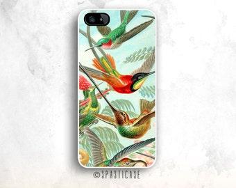 iPhone 6 Case, Humming Bird Vintage Illustraion, iPhone 6S Case, iPhone 5S Case, iPhone 5 Case, iPhone 6 Case, iPhone 6 Plus Case, iPhone 5C