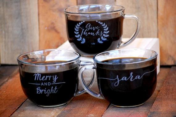 Personalized Wedding Favor Coffee Mugs : ... Coffee Cups, Wedding Favors Rustic, Personalized Mugs, Winter Wedding