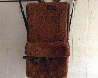 Antique Rucksack