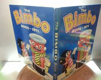 Bimbo annual,1971  fair condition