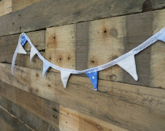 Baby Boy Blue One of a Kind Tiny Bunting (1m)