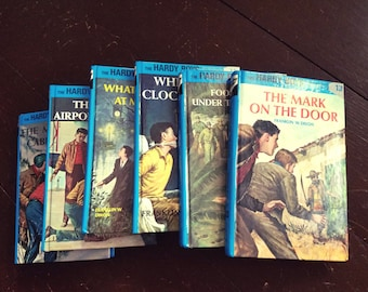 The Hardy Boys Vol. 8-13