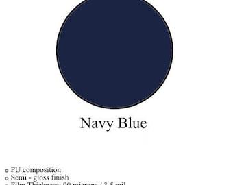 Heat Transfer Vinyl ~ Navy Blue