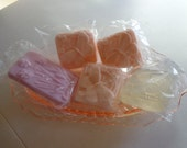 Home Made Soap  Five  Bars  For Seventeen Dollars And Seventy Five Cents   See the Soaps you can choose