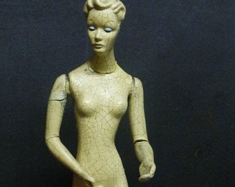 Antique Display Mannequin for Counter Tops