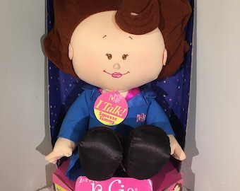 The Rosie O'Doll by Tyco The Original Rosie O'Donnell Talking Doll Still in Box.