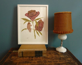 Buttercup Ranunculus Print