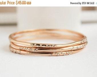 Gold Bangles, Gold Bracelet, Gold Jewelry, Everyday Jewelry