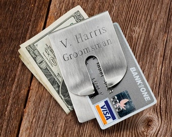 Harrison Clever Money Clip and Wallet (GC266)