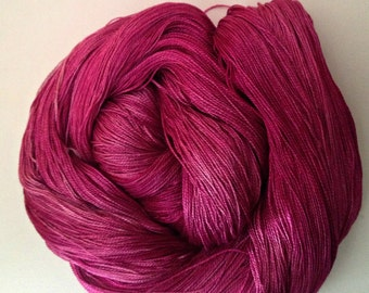 Mulberry Silk 20/2 Lace Weight - A Fine Wine
