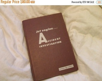 On Sale Now On Sale Jet Engine Accident Investigation 1959  General Electric
