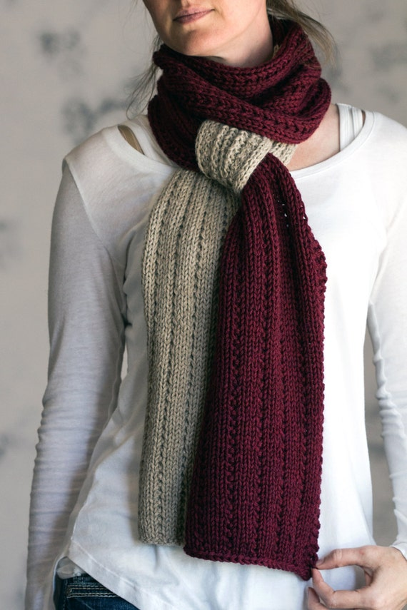 Scarf Knitting Patterns Instructions : Scarf knitting pattern reliable a set of instructions