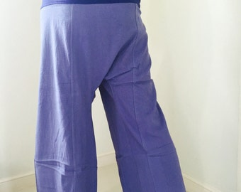 2T00 Thai fisherman/Yoga are pants Free-size: Will fit men or woman