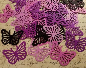Die Punched Butterflies.  #MIC-57