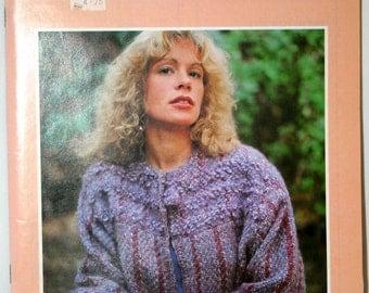 Vintage, The Weaver's Journal, magazine, winter 1982- 1983, issue 27