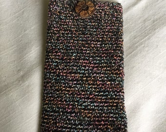 Iphone 6 crochet case