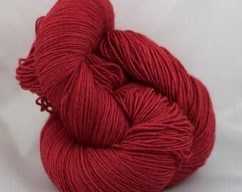 CatWalk - SORBET FRAMBOISE - BFL superwash fingering nylon sock