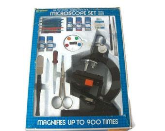 Edu-Science Microscope Set