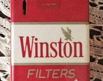 Winston Packlite lighter